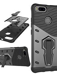 abordables -Coque Pour Xiaomi Mi 5X Antichoc / Avec Support / Rotation 360° Coque Armure Dur PC pour Xiaomi Mi 5X / Xiaomi A1