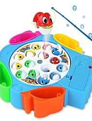 Недорогие -Устройства для снятия стресса Животные Рыбки Электрический Пластиковый корпус 20pcs Детские Подарок