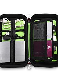 Ærmer for Helfarve EVA Strømforsyning Flash Drive Batteribank Harddisk Høretelefoner/øretelefoner