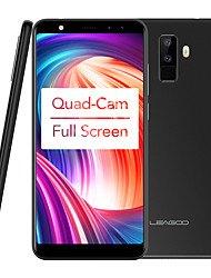 "economico -LEAGOO M9 5.5 "" Smartphone 3G ( 2GB + 16GB 2 MP 8 MP MediaTek MT6580 )"