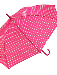 cheap -Polyester Men's Sunny and Rainy / Wind Proof / New Straight Umbrella