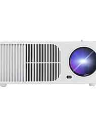 cheap -LCD Home Theater Projector 3000lm lm Support 1080P (1920x1080) 32''-200'' inch Screen