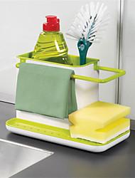 baratos -1pç Titulares de panelas Plástico Gadget de Cozinha Criativa Alta qualidade Organização de cozinha