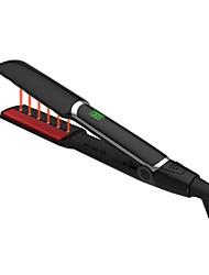 abordables -Factory OEM Enderezadoras y Planas para Hombre y mujer 100-240 V Luz Indicadora de Encendido / Diseño portátil / Rizador y enderezador