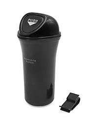 Недорогие -Органайзеры для авто Коробка для хранения подлокотников Ящик для хранения приборной панели Пластик Назначение Универсальный Все года