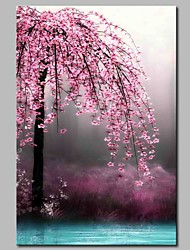 cheap -Stretched Canvas Prints Modern, One Panel Canvas Vertical Print Wall Decor Home Decoration