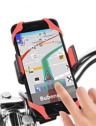 economico -Moto Bicicletta supporto base Supporto regolabile Rotazione a 360° Sport e tempo libero Metallo PC Gomma da cancellare Titolare