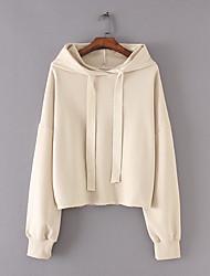 preiswerte -Damen Pullover - Gefaltet, Solide
