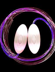 Недорогие -BRELONG® 1 пара Световые шнурки Батарея с батарейкой Творческая новинка Украшение