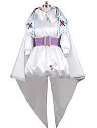 cheap -Inspired by Macross Frontier Cosplay Anime Cosplay Costumes Cosplay Suits Other Sleeveless Long Sleeves Dress Socks More Accessories