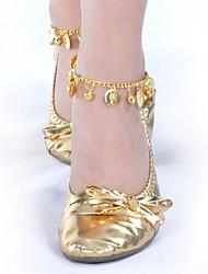 abordables -Danse du ventre Ordinaire Femme Entraînement Utilisation Alliage Paillette Chaîne Moderne Loisir Bracelets