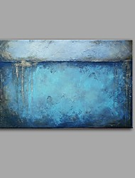 cheap -Oil Painting Hand Painted - Abstract Still Life Comtemporary Vintage Canvas