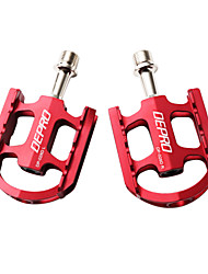 cheap -Pedals Recreational Cycling Cycling / Bike Fixed Gear Bike BMX Road Bike Mountain Bike/MTB Aluminium Alloy Red