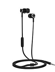 Недорогие -K3L03 В ухе Звуковой вход / Mini USB Наушники динамический Acryic / полиэстер Мобильный телефон наушник наушники
