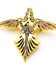 cheap -Badge Inspired by Final Fantasy Other Anime Cosplay Accessories 1 Brooch Chrome