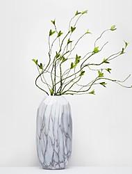 baratos -Flores artificiais 1 Ramo Estilo Moderno / Pastoril Estilo Plantas Flor de Chão