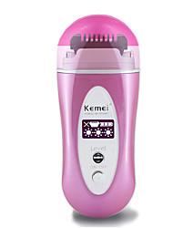 preiswerte -Kemei Epilierer für Damen 110-240 V Niedlich / Licht-Spannungsanzeige / Licht und Bequem