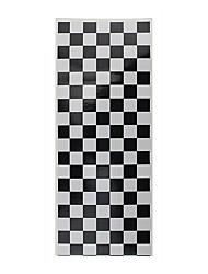 Недорогие -1 шт Автомобильные наклейки Cool Наклейки для дверных ручек Текст / Количество Стикеры