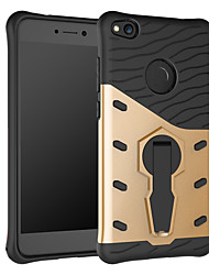 cheap -Case For Huawei P8 Lite (2017) Shockproof with Stand 360° Rotation Back Cover Armor Hard PC for P8 Lite (2017)