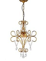preiswerte -LightMyself™ Kronleuchter Raumbeleuchtung Künstlerisch Natur inspirierter Stil, 110-120V 220-240V Glühbirne nicht inklusive