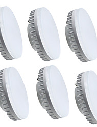 cheap -YWXLIGHT® 6pcs 12W 45 LEDs Easy Install LED Ceiling Lights Warm White Cold White 220-240V
