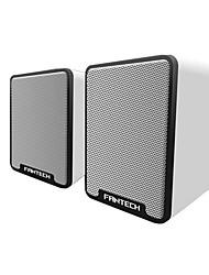 cheap -GS733 Mini Style 1 x USB Bookshelf Speaker White Black