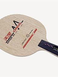 economico -DHS® Dipper CP200 CS Ping-pong Racchette Indossabile Duraturo di legno Fibra di carbonio Mono-Carbon 1