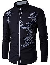 cheap -Men's Business Cotton Shirt