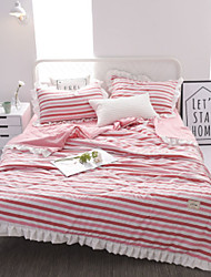 cheap -Comfortable Woven Plain Woven Plain Quilted 300 Tc Striped