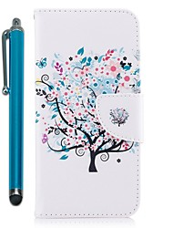 cheap -Case For Huawei Mate 10 lite Mate 10 Card Holder Wallet with Stand Flip Magnetic Full Body Cases Tree Hard PU Leather for Mate 10 Huawei