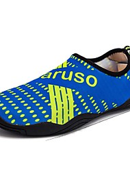 cheap -Unisex Light Soles Synthetic / Mesh Spring / Summer Comfort Loafers & Slip-Ons Water Shoes / Cycling Shoes / Tennis Shoes Black / Blue / Walking Shoes