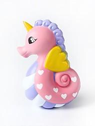 Недорогие -LT.Squishies Резиновые игрушки Животный принт Животный принт Декомпрессионные игрушки PEVA 4pcs Аниме Универсальные Подарок