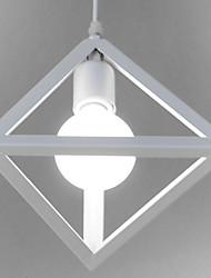 Недорогие -Модерн Подвесные лампы Потолочный светильник - Геометрический узор, 220 Вольт, Теплый белый, Лампочки не включены