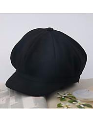abordables -Chapeaux & Bonnets Eté Coton Rayonne Garçon - Noir Gris Vin