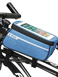 cheap -Bike Handlebar Bag 5.5 inch Cycling / Wearable / Breathable Cycling for Cycling
