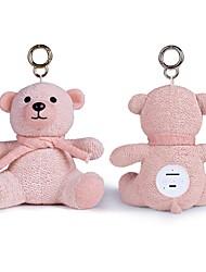Недорогие -Медведи Гарнитура Bluetooth для гарнитуры Животные Милый Хлопок Девочки Игрушки Подарок