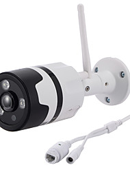 cheap -WANSCAM 2 mp IP Camera Outdoor Support64 GB / CMOS / 50 / 60 / Dynamic IP address / iPhone OS
