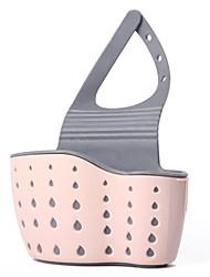 abordables -Organización de cocina Repisas y Soportes Plástico Fácil de Usar 1pc