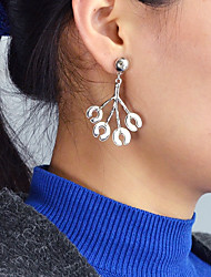 cheap -Women's Drop Earrings - Casual / Fashion Gold / Silver Irregular Earrings For Daily / Date
