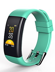 cheap -Smart Bracelet Smartwatch DB11 for iOS / Android Blood Pressure Measurement / Calories Burned / Long Standby / Touch Screen / Water Resistant / Water Proof Pedometer / Call Reminder / Activity