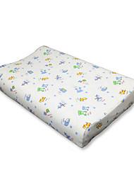 Недорогие -Комфортное качество Подушка с натуральным латексным наполнителем Стрейч удобный подушка 100% натуральный латекс Полиэстер