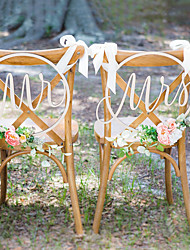 cheap -Wedding Wooden Wedding Decorations Garden Theme / Classic Theme All Seasons