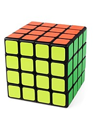 povoljno -Rubikova kocka 1 KOM Shengshou D00933 Rainbow Cube 4*4*4 Glatko Brzina Kocka Magične kocke Male kocka Prozirna naljepnica Moda Kubni