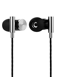 cheap -530 Earphones (Earbuds, In-Ear) Wired Headphones Piezoelectricity Plastic Mobile Phone Earphone Headset