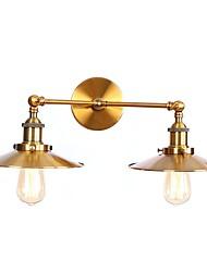 baratos -Estilo Mini Retro / Moderno / Contemporâneo Luminárias de parede Sala de Estar / Sala de Jantar / Lojas / Cafés Metal Luz de parede