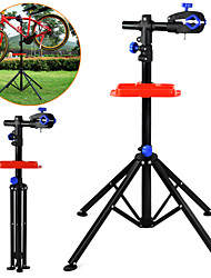 cheap -Bike Repair Rack Stand Retractable, Portable, Easy to Install Bike / Mountain Bike / MTB Aluminium Alloy Black