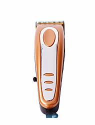economico -Factory OEM Trimmer per capelli per Uomini e donne 110-240 V Spiadi alimentazione / Luce e comodo / Indicatore di carica