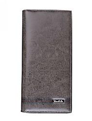 Недорогие -Муж. Мешки Мех Бумажники Бусины / Несколько слоев Серый