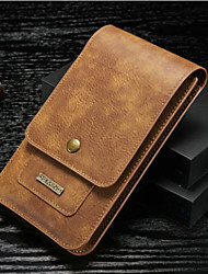 cheap -Case For Huawei Honor View 10(Honor V10) Card Holder Wallet Pouch Bag Solid Color Hard Genuine Leather for Huawei Honor V8 Huawei Honor