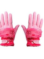 Недорогие -перчатки с перчатками для пальцев малышей сохраняют теплый носимый воздухопроницаемый салазок для гольфа
